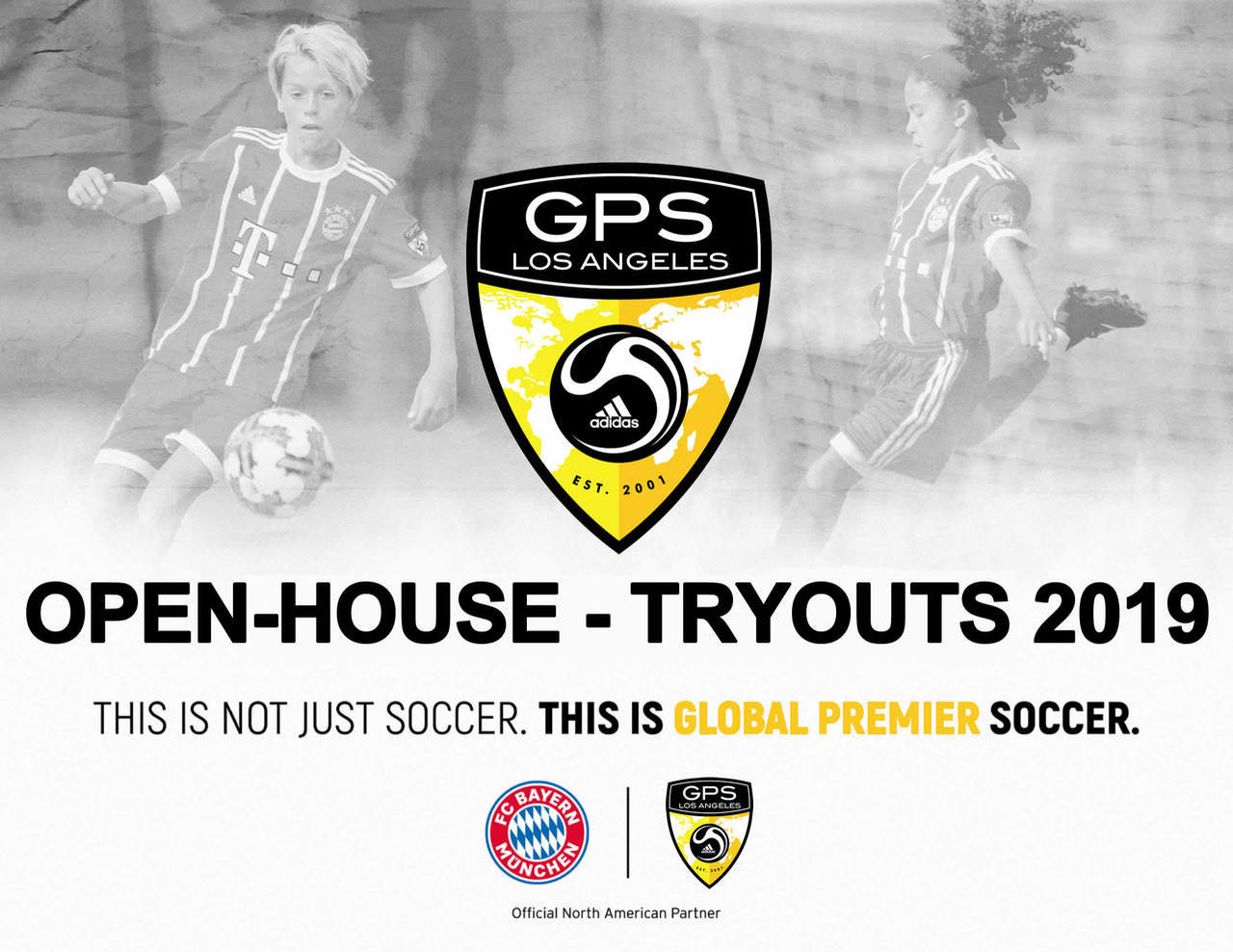 OPEN HOUSE | TRYOUTS